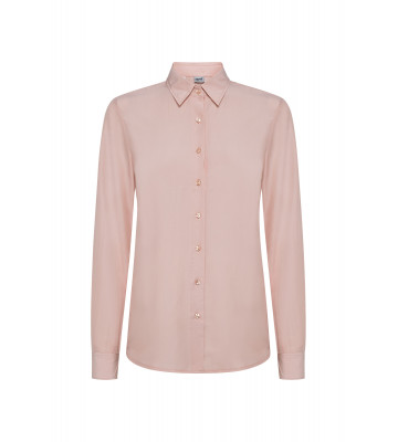 CAMICIA BASIC IN TENCEL