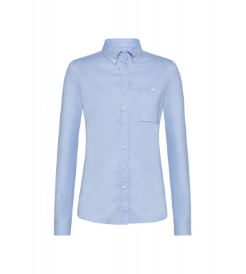 CAMICIA IN OXFORD BOTTON DOWN