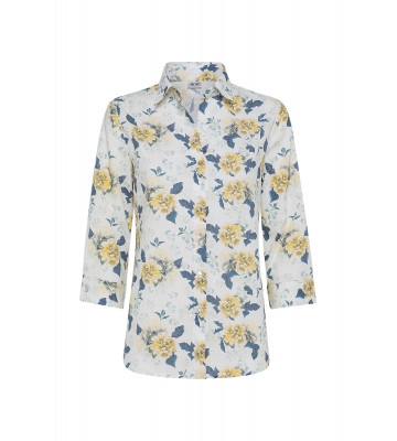 CAMICIA OLD FLOWER